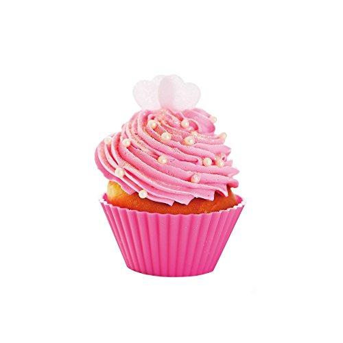 Apple iPhone 5s Housse Étui Protection Coque Muffin Gâteau Cake Étui en cuir bleu marine