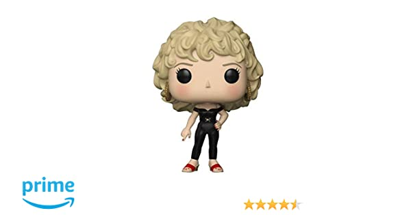 Collectible Figure Funko POP Multicolor 29441 Accessory Toys /& Games Carnival Movies: Grease Sandy
