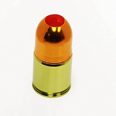 Airsoft AEG Shooting Gear Army Force Short PB/BB 40mm Co2 Grenade Cartridge Shell
