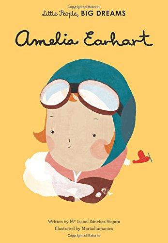amelia-earhart-little-people-big-dreams