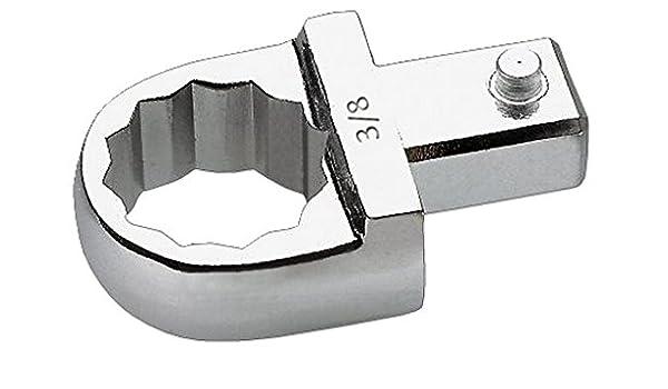 9x12 mm 12.1//4 1//4 Zoll FACOM Ringschl/üssel-Einsatz 1 St/ück