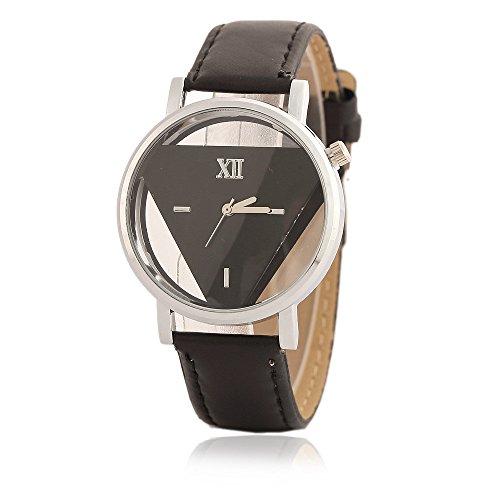 geniessen-armbanduhren-chronograph-uhr-edelstahl-uhrarmband-dreieck-1