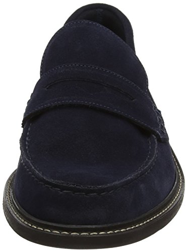 GANT Herren Harry Slipper Blau (Marineblau)
