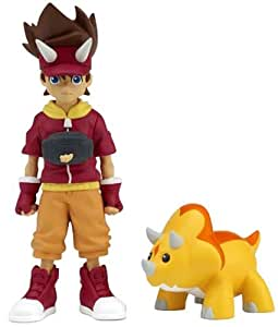 """Dinosaur King Deluxe 6"""" Figure Max with Baby Chomp"""
