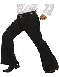 9b7311f12ef785 Amazon.it: pantaloni a zampa uomo - Pantaloni / Uomo: Abbigliamento