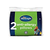 Silentnight Anti-Allergy Pillow, White