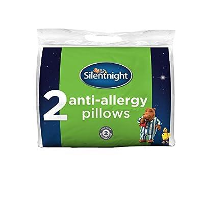 Silentnight Anti-Allergy Pillow, White