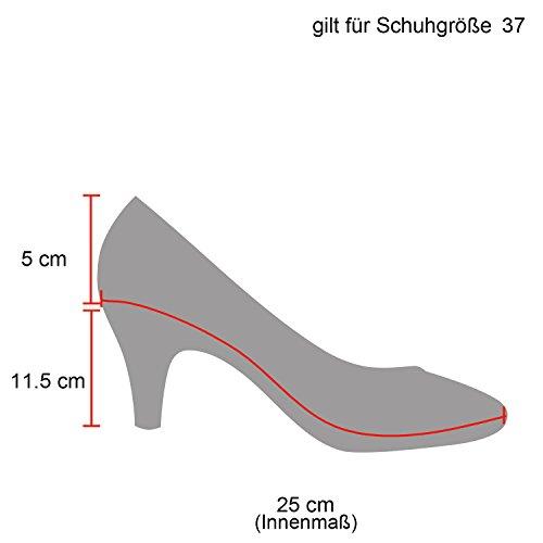 Stiefelparadies - Scarpe chiuse Donna Rot