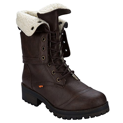 Womens-Rocket-Dog-Lawrence-Baxter-Boots-In-Brown