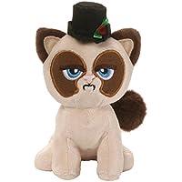 """Gund Gato gruñón 4059103""""caja o Grump gato Gruñón"""" villancicos de peluche"""