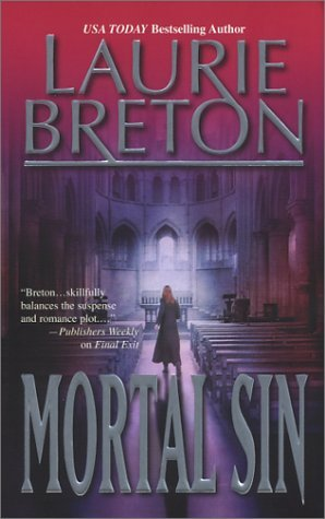 Mortal Sin by Laurie Breton (2005-02-01)