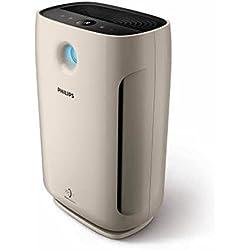 Philips AC2882/10 Luftreiniger (für Allergiker, bis zu 79m², CADR 333m³/h, Allergiemodus)