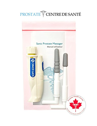 Stimulateur de prostate médical à vibrations soniques