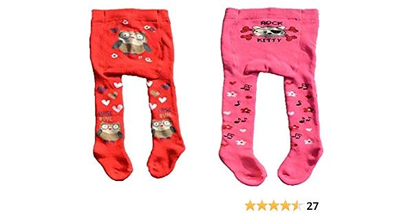 C/&C KIDS Baby Thermostrumpfhosen,2 Pack,Baumwolle,M/ädchen/&Jungen