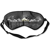 Drak Night Moon Sleep Eyes Masks - Comfortable Sleeping Mask Eye Cover For Travelling Night Noon Nap Mediation... preisvergleich bei billige-tabletten.eu