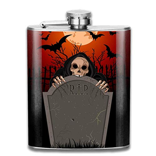 n Grim Edelstahl Groomsman, Brautjungfer Flasche ()