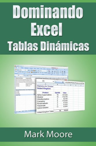 Dominando Excel: Tablas Dinámicas por Mark Moore