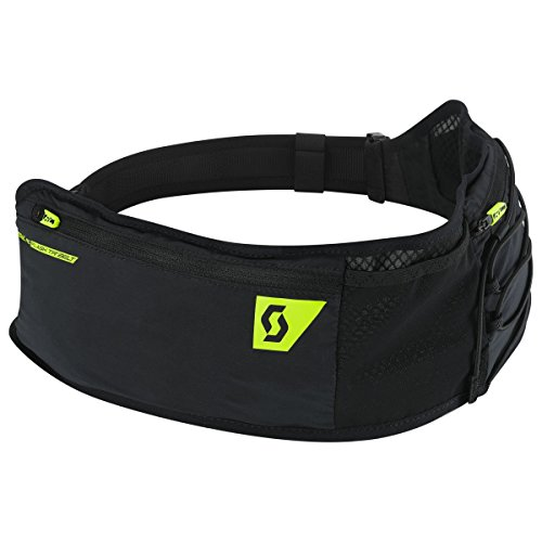 Scott Trail RC TR Belt Caviar Black Sulphur Yellow CA BL/SUL YE
