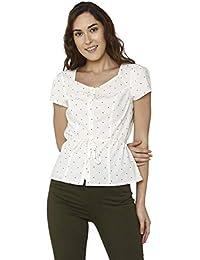 4b1792675d4f VERO MODA Women's Blouses & Shirts Online: Buy VERO MODA Women's ...