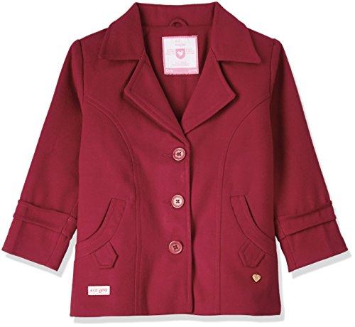 612 League Girls Coat (ILW00S630039E_Maroon_3-4YRS)