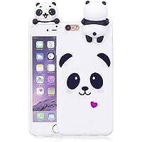 coque iphone 6 3d silicone panda