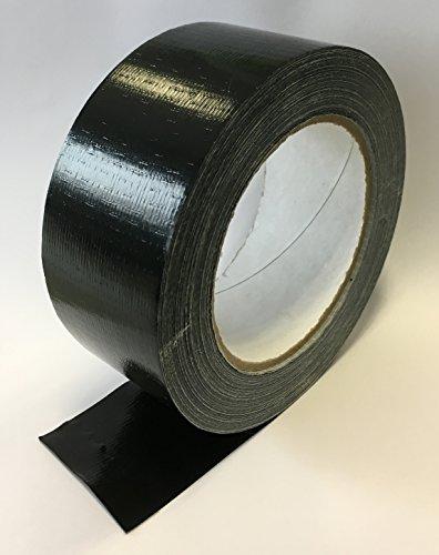 24 Rollen Economy Steinband-Set, wasserdichtes PET-Gewebeband mit PE-beschichtung, 48mm x 50m