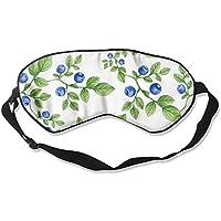 Lifelike Blueberry Painting Art Sleep Eyes Masks - Comfortable Sleeping Mask Eye Cover For Travelling Night Noon... preisvergleich bei billige-tabletten.eu
