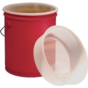 Seau de 5 litres-EZ Tamis :  600 microns pour Seau à peinture Biodiesel Biodiesel WVO SVO filtrage des filtres Biodiesel WVO Garden