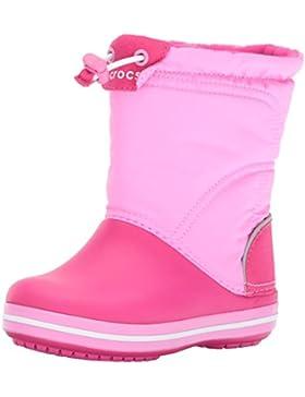 Crocs Crocband LodgePoint Boot Kids, Botas Unisex niños