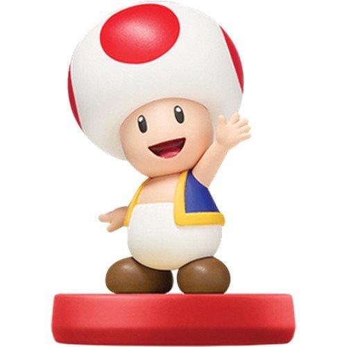 Toad amiibo (Super Mario Bros Series) by Nintendo (Mario Bros Toad)
