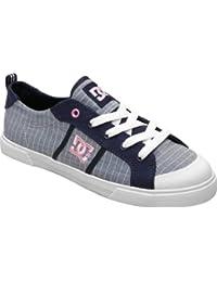 DC Shoes Fiona Womens Shoe D0302822 - Zapatillas de tela para mujer