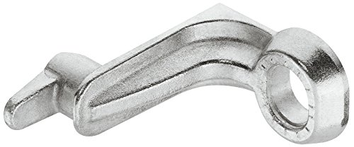 10 St/ück Bohrung /Ø 5 mm Gedotec M/öbelverbinder Schrank M/öbel-Schraube Montage Holz-Verbinder Regal Stahl verzinkt Confirmat H4431 7x50 mm