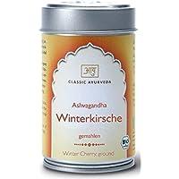 Classic Ayurveda - Bio Ashwagandha Churna (Gewürzpulver - Winterkirsche) in Aromaschutzdose, 1er Pack (1 x 50g... preisvergleich bei billige-tabletten.eu