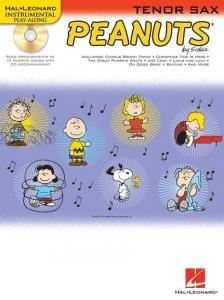 HAL LEONARD Instrumental Play-Along: Peanuts (Sax) (Leonard Sax)
