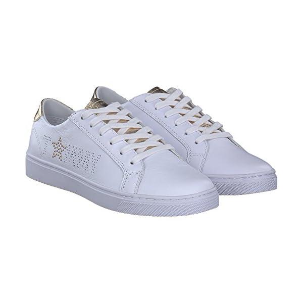b678cfea4935 Tommy Hilfiger Tommy Star Metallic Sneaker Mujeres Zapatillas