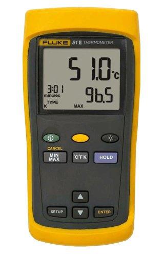 Fluke 51II Thermometer Thermometer Von Fluke