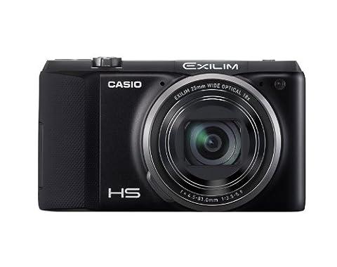 Casio EX-ZR800BK High Speed Exilim Digitalkamera (16,1 Megapixel, 7,6 cm (3 Zoll) Display, 36-fach Multi SR-Zoom, 5-Achsen Bildstabilisation) schwarz