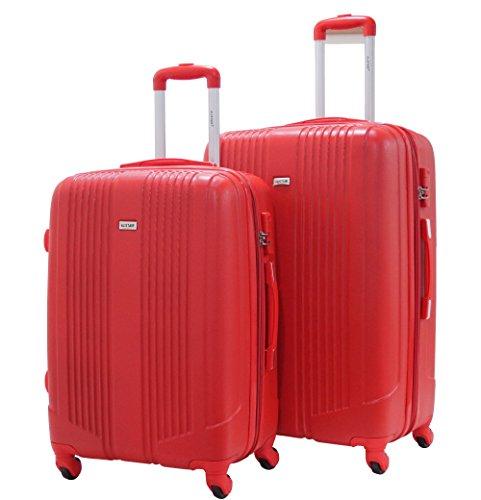 Set de 2 valises Moyenne et Grande - Alistair Airo - ABS