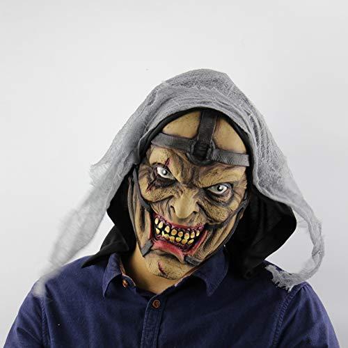 Cleave Maske - CLEAVE WAVES Neuheit Maske Scary Latex