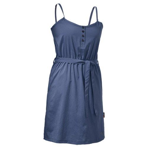 Jack Wolfskin Damen Kleid Toluca Dress Shady Blue