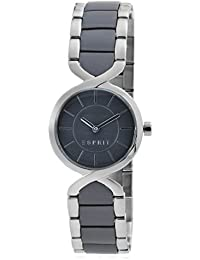 Esprit Damen-Armbanduhr XS Fontana Remix Analog Quarz verschiedene Materialien ES107852001