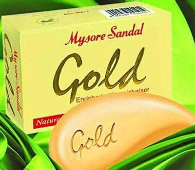 Mysore Sandal Gold Soap, 125g  available at amazon for Rs.1207