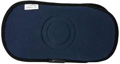PSP Slim & Lite, PSP - Neoprentasche, dunkelblau