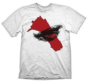 God of War T-Shirt Mark of Kratos, S Importación Alemana