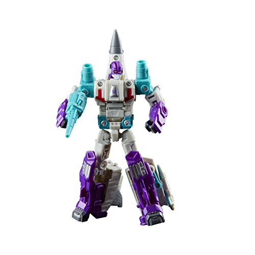 Transformers e1124el2 Generationen Power der Primzahlen Deluxe Class Dread Wind Action Figur