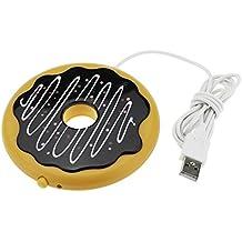 OUNONA Calienta Tazas USB Calentador del USB Mat para té café bebida bebida