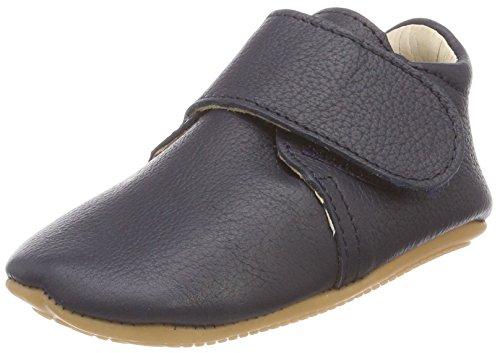 Däumling Unisex Baby LAN Sneaker, Blau (Nappa Cf Ozean 47), 17 EU -