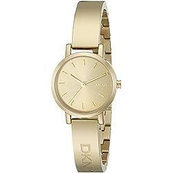 DKNY Damen Soho Analog Casual Quartz Reloj (Importiert)NY2307