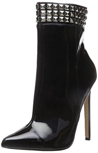Negro non Pat Noir Bottes Pleaser 1006 courtes Blk Negro Sexy Classics femme doublées UwSXwqvRn