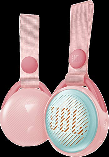 JBL JR POP – Portable Wireless Speaker with Light Feature for Kids – Fun speaker for little music fans – Pink Best Price and Cheapest
